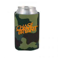 Chase Bryant Camo Pocket Coolie